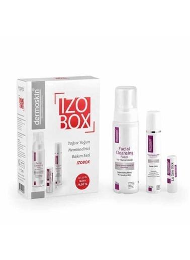 Dermoskin Dermoskin Tüm Cilt Tiplerine Uygun Izobox Set Renksiz